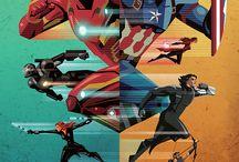 Comic Universe / comic art