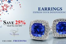 Jewelry Offers and Deals / Deal of the Day Deals, Discounts & Online #Shopping offers on wide range #tanzanite #jewelry at toptanzanite.com.
