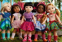 Wellie Wishers / A board devoted to American Girl's upcoming line, Wellie Wishers.