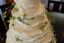 wedding notes - cakes