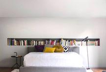 [ interiors ] BEDROOM / by Jamie Adjemian