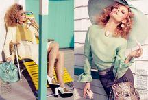 Pretty in Pastels / by Bottega Clothing