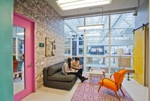 Startup Offices / Beautiful workspaces.