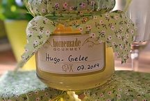 Gelees und Marmelade