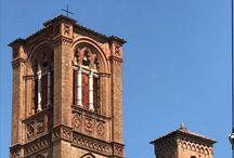 Juin 2017 - Bologne, Ravenne, Ferrare