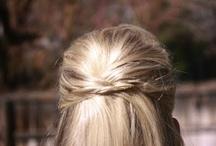 hair. / by Brooke Beachum