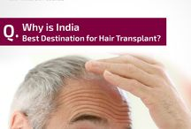 Hair Transplant Clinic for International Patient