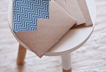 Envelope & gift box
