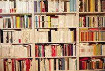 Bookshelves / by Jenna Benna