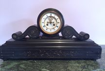 Antique clocks / Beautiful decorated clock for every style