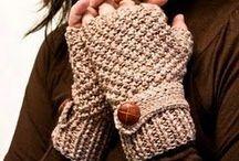 Knitting / Favourite hobby.