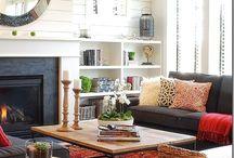 Living Room / by Ryann McVey