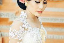 balinese wedding dress