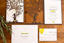 |  Paper Invites  | / by Simone @ Simply Neat & Clean | Professional Organizing