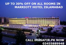 Islamabad Hotels / Book Islamabad Hotels of Discounted Prices. Visit http://www,imusafir.pk or call now 0345-5889945