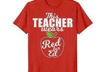 Red For Ed Teacher's Strike