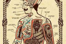 Tattoo / Tattoo / by Heather Hill