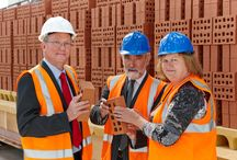 The New Ibstock Chesterton Brickworks / The world's most efficient brickworks of its type