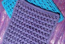 Wash cloths..crochet