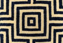 Hotel & Commercial Rugs and Carpets / A selection of designs we have created for hotels and commercial buildings in the past. These ideas can be used or adapted for any project from private residential to yachts, jets, boutiques or corporate.