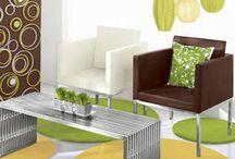 Colors and Avant-Garde Decoration