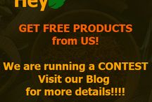 Competitions / Get FREE products from US. Check out our most recent contest to ENTER! #giveaway