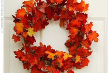 autumnal shabby chic / Inspiration for an autumnal shabby chic wedding..