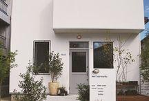 シンプルデザイン店舗