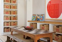 School Room Decoration Ideas / by Montserrat