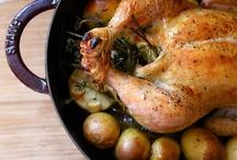 sunday roasts / Ideas for sunday roasts.