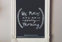 chalkboard sayings