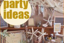Emma's party ideas / by Cherish Brodbeck