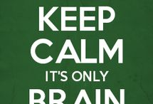 Brain Tumor Awareness & Inspiration to Keep On Fighting / by Ruthie K