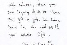 quotes / by Abigail Dellinger
