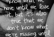 Eftertænksomhed ❤️ / Skønne ord og citater som får os til at stoppe op og vælge det næste skridt