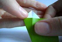 Papírové skládačky