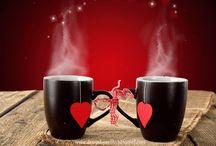 love coffee friends