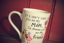 Gifts For Mom / Gift ideas for Mom's birthday, Mother's Day or Christmas.
