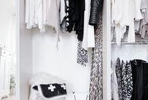 FINE LIVING | wardrobe