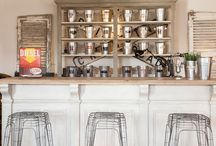Bar Inspiration / Ideas for the perfect bar or dining space