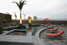 Outdoor Design / Awesome outdoor designs: pools, spas and outdoor spaces / by Mary Vail, MBA Publicist