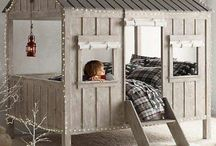 Future Home- Rustic/Hunting Kids Room / by Kristina Hunt