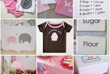Silhouette Cameo Projects