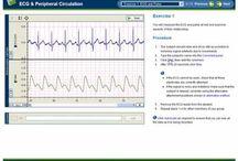 Materiały informacyjne / Zawiera informacje na temat aparatury i oprogramowania LabTutor or informacje dotyczące projektu Fizcom.