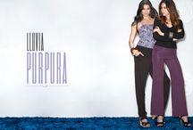 Colección Lluvia Púrpura / Un estilo que cautivará a todas las mujeres convirtiéndose en la opción perfecta para looks más casuales de su día a día