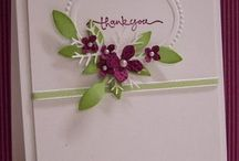 Cartes scrapbooking / by Sonia Bourget