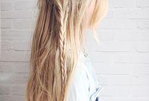 hajak és divat és szépség