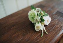 Blush Wedding Florals / Blush wedding flowers and floral designs