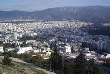 Atheny / Athény - hlavní město Řecka