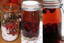 Pretty Jars / Fantastic foods in jars / by mic h